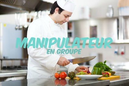 Formation Manipulateur groupe