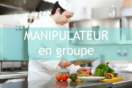 Mapaq manipulateur en groupe