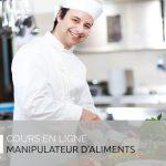 Manipulateur d'aliments en ligne cours mapaq